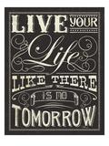 Life and Dreams II Premium Giclee Print by  Pela