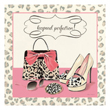 Leopard Perfection Premium Giclee Print by Marco Fabiano