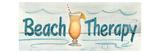 Beach Therapy Premium Giclee Print by Avery Tillmon