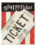 Movie Night IV Premium Giclee Print by  Pela
