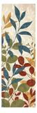 Leaves of Color II Premium Giclée-tryk af Hugo Wild
