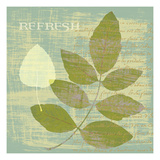 Refresh Giclee Print by Wild Apple Portfolio
