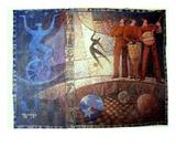 Sur La Piste Premium Giclee Print by Roger Burgi