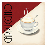 Cafe Moderne II Premium Giclee Print by Marco Fabiano