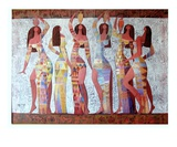 Femmes Amphores Premium Giclee Print by Roger Burgi