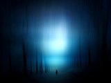 Blues Photographic Print by Josh Adamski
