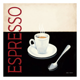 Cafe Moderne IV Premium Giclee Print by Marco Fabiano