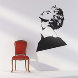 Madonna - Medium Wall Decal
