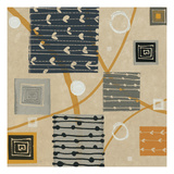 Graphic Tiles I Giclee Print by Wild Apple Portfolio