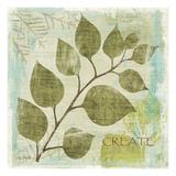 Mo Mullan - Woodland Thoughts III - Birinci Sınıf Giclee Baskı