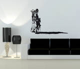 Hunter 01 - Medium Wall Decal
