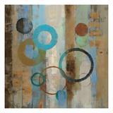 Bubble Graffiti I Giclée-Premiumdruck von Silvia Vassileva