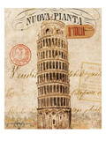 Letter from Pisa Premium Giclee Print by Hugo Wild