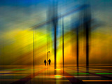 Broadway Photographic Print by Josh Adamski