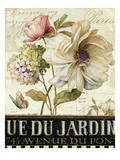 Mercado de Flores II Impressão giclée por Lisa Audit