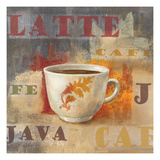 Urban Cafe IV Giclee Print by Silvia Vassileva