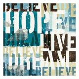 Mo Mullan - Live the Dream II - Poster