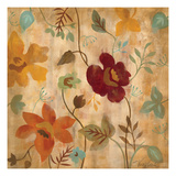 Antique Embroidery I Giclee Print by Silvia Vassileva