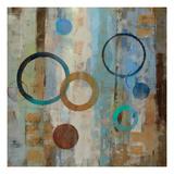 Silvia Vassileva - Bubble Graffiti II Speciální digitálně vytištěná reprodukce