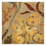 Floral Fragment I Premium Giclee Print by Silvia Vassileva