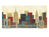 Majestic City Prints by Michael Mullan
