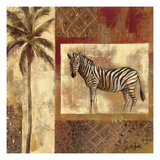 Safari Sketches II Giclee Print by Silvia Vassileva