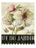 Marche de Fleurs II Poster by Lisa Audit