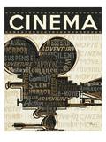Cinema I Premium Giclee Print by  Pela