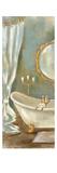 Vintage Bath Giclee Print by Silvia Vassileva