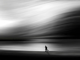 Grey Runers Photographic Print by Josh Adamski