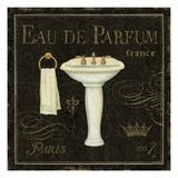 Bain De Luxe III Premium Giclee Print by Daphne Brissonnet