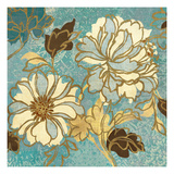 Sophias Flowers I Premium Giclee Print by Wild Apple