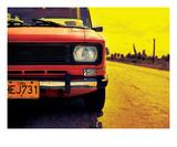 My Favorite Car Premium Giclee Print by Sebastien Nouet