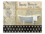 Savons de Bains I Reproduction proc&#233;d&#233; gicl&#233;e par Avery Tillmon