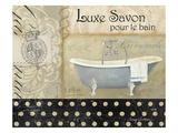 Savons de Bains I Premium Giclee Print by Avery Tillmon