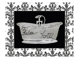 Paris Hotel Tub I Prints by Susan Eby Glass
