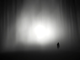 Through the Fog Photographic Print by Josh Adamski