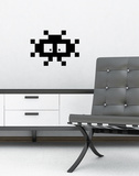 Pixel Monsta 02 Small Wall Decal