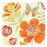 Spice Bouquet II Premium Giclee Print by Daphne Brissonnet