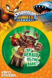 Skylanders Giants Tree Rex Sticker Stickers