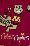 University of Minnesota Golden Gophers NCAA Posters