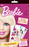 Barbie - Dress Up Stickerland Pad Stickers