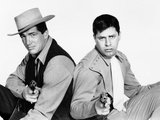 Pardners, Dean Martin and Jerry Lewis, 1956 Prints