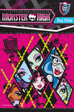 Monster High Girls Klistermærker