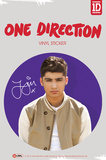 One Direction Zayn Colour Stickers