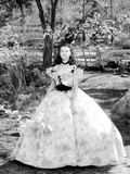 Gone with the Wind, Vivien Leigh at Tara Plantation, 1939 Photo