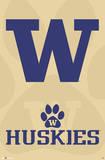 University of Washington Huskies Posters
