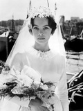 Fanny, Leslie Caron, 1961 Prints