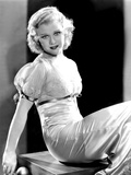 Gold Diggers of 1933, Publicity Portrait of Ginger Rogers, 1933 Photo