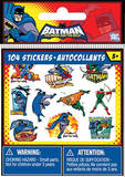 The Batman Bitty Bits Stickers Stickers